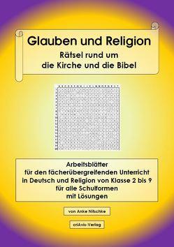 Glauben und Religion von Nitschke,  Anke
