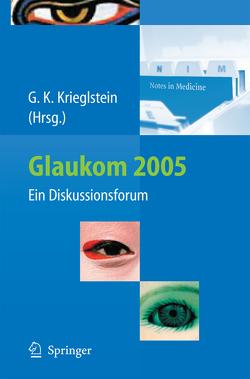 Glaukom 2005 von Krieglstein,  Günter K.