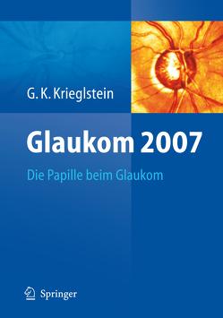Glaukom 2007 von Krieglstein,  Günter K.