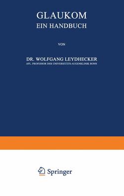 Glaukom von Leydhecker,  Wolfgang