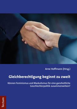Gleichberechtigung beginnt zu zweit von Hoffmann,  Arne