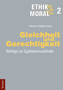 Gleichheit und Gerechtigkeit von Schleidgen,  Sebastian