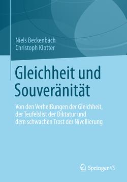 Gleichheit und Souveränität von Beckenbach,  Niels, Klotter,  Christoph