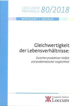 Gleichwertigkeit der Lebensverhältnisse von Junkernheinrich,  Martin, Lange,  Joachim