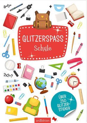 Glitzerspaß Schule