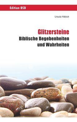 Glitzersteine von Häbich,  Ursula