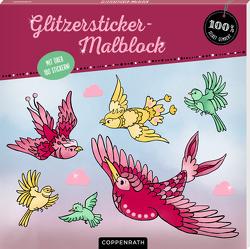 Glitzersticker-Malblock von Kronheimer,  Ann