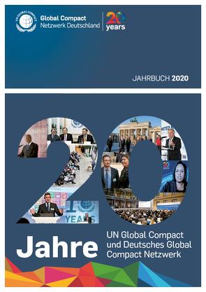 Global Compact Deutschland 2020 von Lenzen,  Elmer
