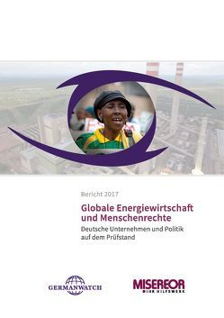 Globale Energiewirtschaft und Menschenrechte von Heydenreich,  Cornelia, Paasch,  Armin
