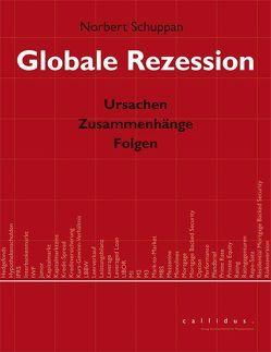 Globale Rezession von Schuppan,  Norbert