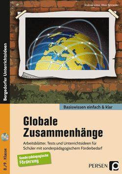 Globale Zusammenhänge – einfach & klar von Griese,  Andreas, Schneider,  Oliver