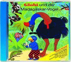 Globi und der Madagaskar-Vogel von Heinzer,  Peter, Strebel,  Guido