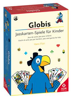 Globi Jasskarten – Spiele für Kinder