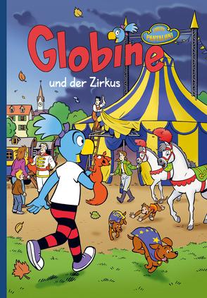 Globine und der Zirkus von Aeberli,  Sibylle, Glättli,  Samuel