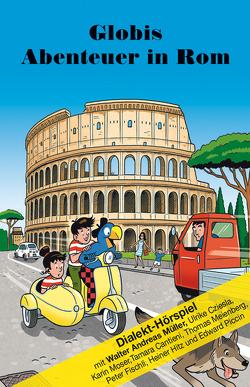Globis Abenteuer in Rom MC