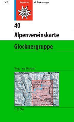 Glocknergruppe von Deutscher Alpenverein