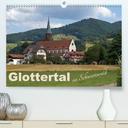 Glottertal im Schwarzwald (Premium, hochwertiger DIN A2 Wandkalender 2021, Kunstdruck in Hochglanz) von Flori0
