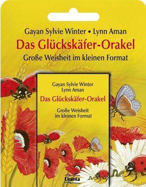 Glückskäfer-Orakel von Aman,  Lynn, Winter,  Gayan S