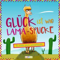 Glück ist wie Lama-Spucke von Grolik,  Markus