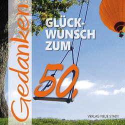 Glück-Wunsch zum 50. von Schaefer,  Stephan