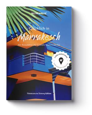 Glücklich in Marrakesch von Roos,  Christian, Roos,  Tanja