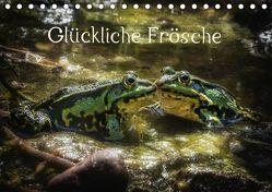 Glückliche Frösche (Tischkalender 2019 DIN A5 quer) von Gawlik,  Kathrin