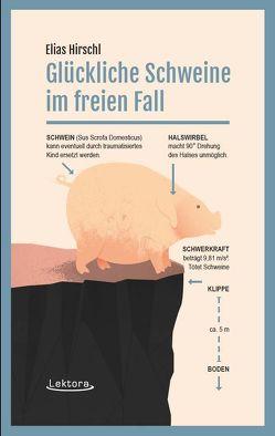 Glückliche Schweine im freien Fall von Hirschl,  Elias