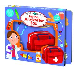 Glücksfisch: Meine Arztkoffer-Box von Meredith,  Samantha, Oliver,  Amy