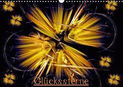 Glückssterne / CH-Version (Wandkalender 2019 DIN A3 quer) von Art-Motiva