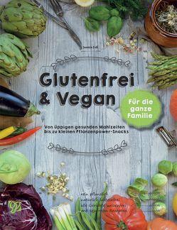 Glutenfrei & Vegan von Feß,  Jasmin
