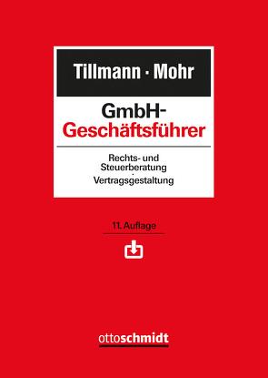 GmbH-Geschäftsführer von Mohr,  Randolf, Tillmann,  Bert