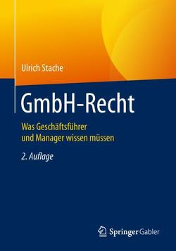 GmbH-Recht von Stache,  Ulrich