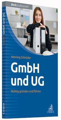 GmbH und UG von Schröder,  Henning