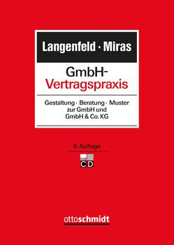 GmbH-Vertragspraxis von Langenfeld,  Gerrit, Miras,  Antonio