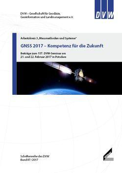 GNSS 2017 – Kompetenz für die Zukunft