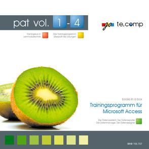 go te.comp – pat: Microsoft Access (inkl. Trainingssoftware) von Tassatti,  Christian