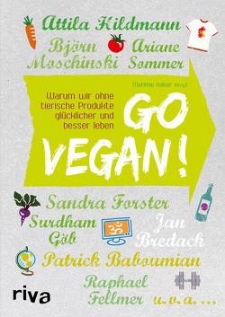 Go vegan! von Halser,  Marlene