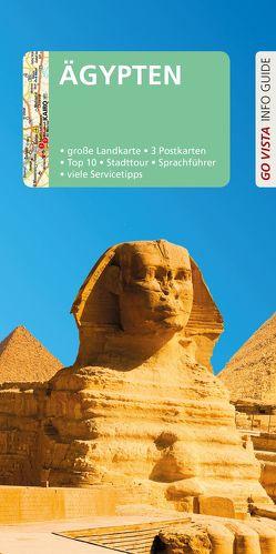 GO VISTA: Reiseführer Ägypten von Rauch,  Michael