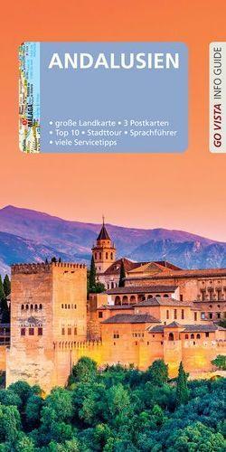 GO VISTA: Reiseführer Andalusien von Gimpl,  Karoline