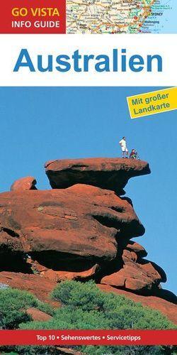 GO VISTA: Reiseführer Australien von Blisse,  Manuela, Lehmann,  Uwe