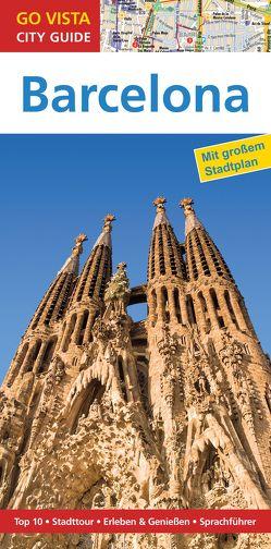 GO VISTA: Reiseführer Barcelona von Gimpl,  Karoline