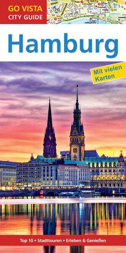 GO VISTA: Reiseführer Hamburg von Viedebantt,  Klaus