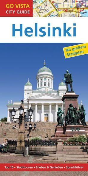 GO VISTA: Reiseführer Helsinki von Knoller,  Rasso