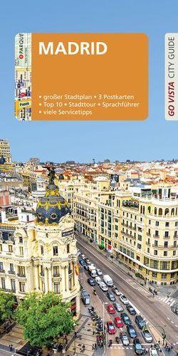 GO VISTA: Reiseführer Madrid von Gimpl,  Karoline