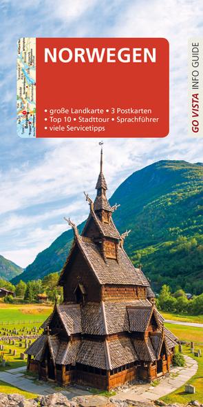 GO VISTA: Reiseführer Norwegen von Nowak,  Christian
