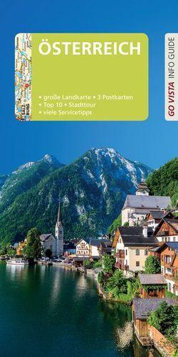 GO VISTA: Reiseführer Österreich von Killimann,  Susanne, Knoller,  Rasso
