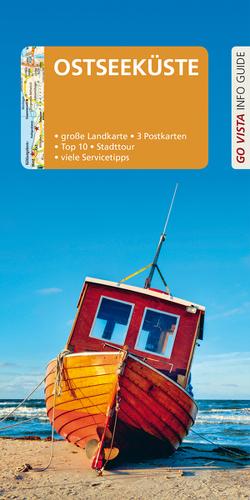 GO VISTA: Reiseführer Ostseeküste von Tams,  Katrin