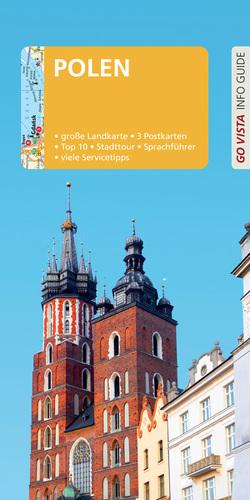 GO VISTA: Reiseführer Polen von Rybak,  Andrzej