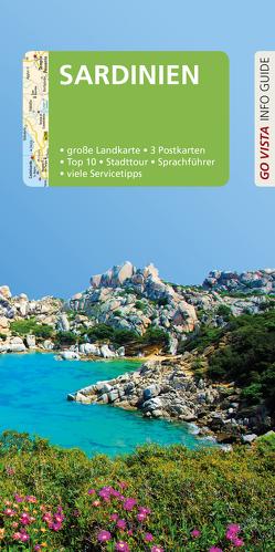 GO VISTA: Reiseführer Sardinien von Mesina,  Caterina, Sommer,  Robin