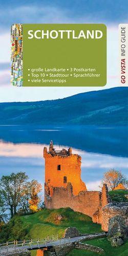 GO VISTA: Reiseführer Schottland von Tschirner,  Susanne